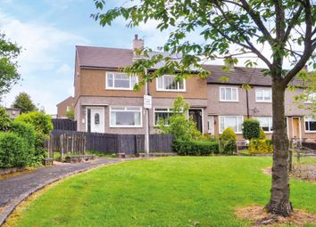 Thumbnail 2 bedroom end terrace house for sale in Lawers Drive, Bearsden, East Dunbartonshire