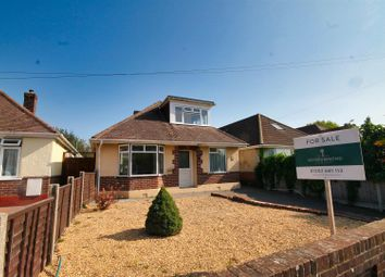 Thumbnail 3 bed detached bungalow for sale in Mellstock Road, Poole