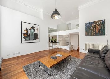 Thumbnail 2 bed flat for sale in Leinster Gardens, London