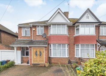 Thumbnail 5 bed semi-detached house for sale in Lyon Meade, Stanmore