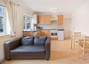 Thumbnail 1 bed flat to rent in Allington Road, London