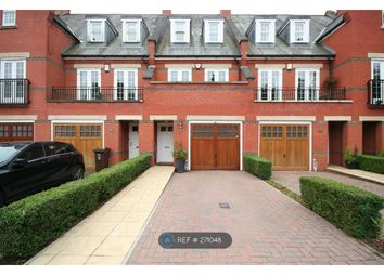 Thumbnail 3 bed terraced house to rent in Boyes Crescent, St. Albans