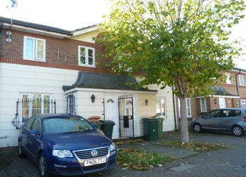 Thumbnail 3 bed terraced house for sale in Chevron Close, London