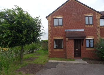 Thumbnail 1 bed end terrace house to rent in Dickens Spinney, Olney