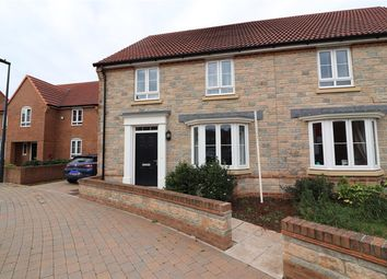 Thumbnail 4 bed semi-detached house for sale in Dingley Lane, Yate, Bristol