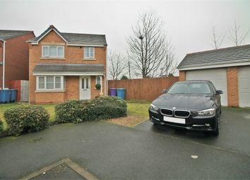 Thumbnail 3 bed detached house for sale in Papillon Drive, Liverpool, Merseyside