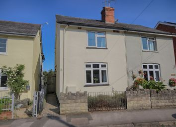 Croft Road, Charlton Kings, Cheltenham GL53. 2 bed semi-detached house for sale