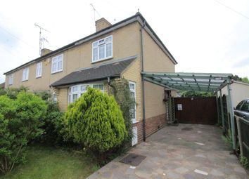 Thumbnail 2 bed end terrace house for sale in Kenilworth Drive, Borehamwood, Hertfordshire