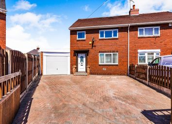Thumbnail 3 bed semi-detached house for sale in Allott Crescent, Jump, Barnsley
