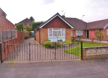 Thumbnail 3 bed semi-detached bungalow for sale in Heath Drive, Brookwood, Woking