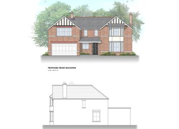 Thumbnail 4 bed detached house for sale in Chobham Road, Sunningdale, Berkshire