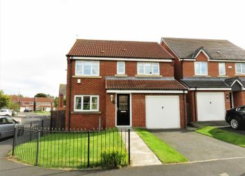Thumbnail 4 bed detached house for sale in Lapwing Court, Haswell, Durham