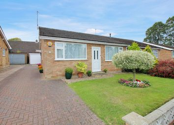 Thumbnail 3 bed semi-detached bungalow for sale in Braydeston Crescent, Brundall, Norwich