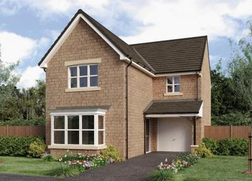 "Thumbnail 3 bed detached house for sale in ""The Malory"" at Main Road, Eastburn, Keighley"