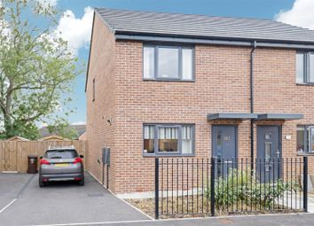 Thumbnail 2 bed semi-detached house for sale in Emerald Green Grove, Thurnscoe, Rotherham