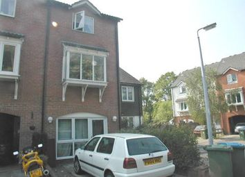 Thumbnail 4 bed town house for sale in Berkeley Close, Southampton