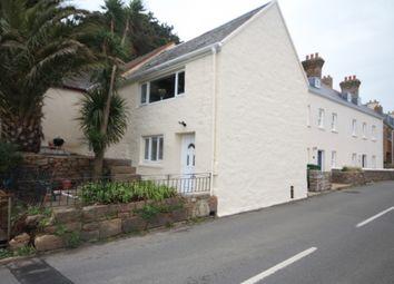 Thumbnail 3 bed cottage for sale in La Route De L'etacq, St Ouen