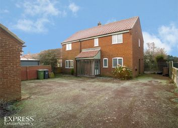Thumbnail 5 bed detached house for sale in Lighthouse Lane, Happisburgh, Norwich, Norfolk