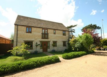 Thumbnail 4 bed detached house to rent in Red House Paddock, Tallington, Stamford