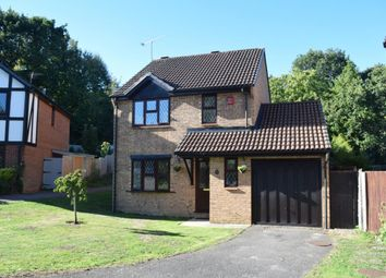 Thumbnail 3 bed detached house for sale in Waggoners Hollow, Bagshot