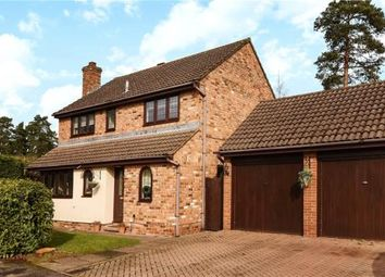 Thumbnail 4 bed detached house for sale in Leith Close, Crowthorne, Berkshire