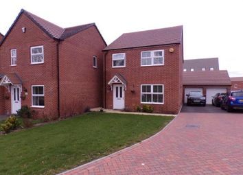 Thumbnail 4 bed detached house for sale in Hatton Close, Redditch, Worcestershire