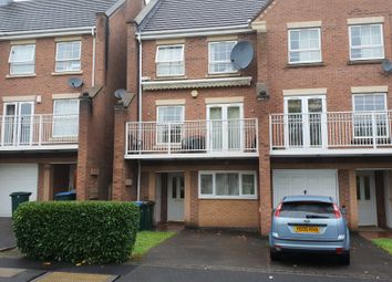 Thumbnail 4 bed town house to rent in Furlong Road, Coventry