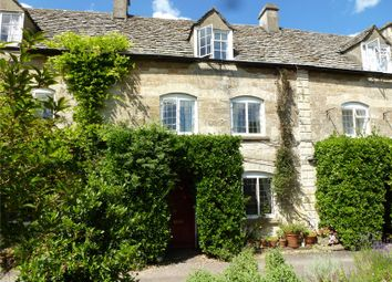 Thumbnail 3 bed terraced house to rent in Park Terrace, Windmill Road, Minchinhampton, Stroud