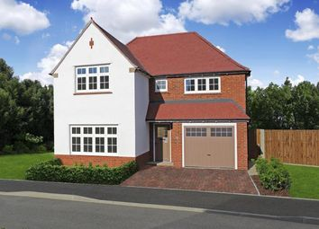 Thumbnail 4 bed detached house for sale in Treswell Road, Knowsley