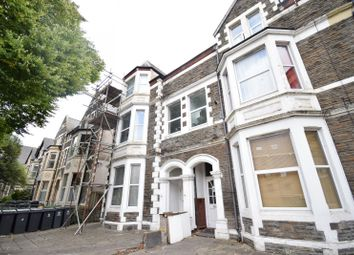 Thumbnail 1 bed flat to rent in Cowbridge Road East, First Floor Front, Cardiff