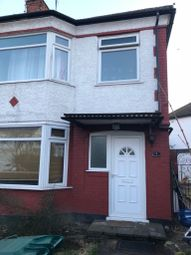 Thumbnail 4 bed end terrace house to rent in Cromwell Road, Barnet