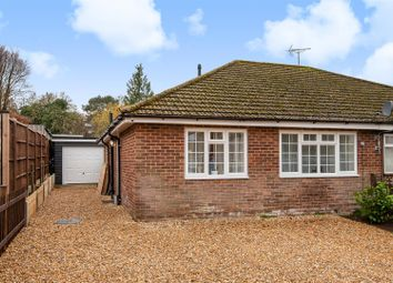 Thumbnail 2 bed bungalow for sale in Meadow Close, Liphook