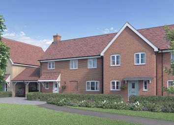 Thumbnail 3 bedroom semi-detached house for sale in The Ash At St Luke's Park, Runwell Road, Runwell, Essex