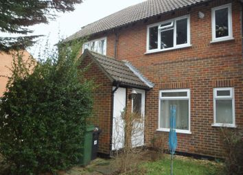 Thumbnail 1 bed flat to rent in Elderberry Bank, Lychpit, Basingstoke