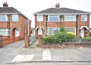 Thumbnail 3 bed semi-detached house for sale in Crofton Avenue, Bispham, Blackpool, Lancashire