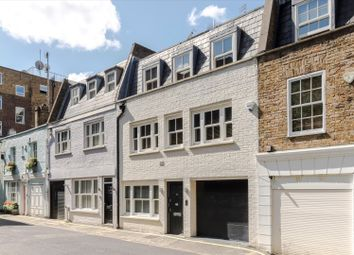 Eastbourne Mews, London W2. 2 bed mews house