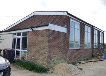 Thumbnail 3 bed detached house for sale in Salvation Army Building, Barrack Road, Mashbury, Essex