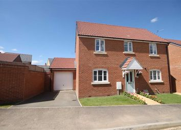 Thumbnail 3 bed detached house for sale in Mustang Way, Moulden View, Swindon