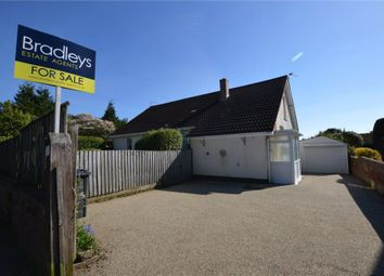 Thumbnail 4 bedroom detached bungalow for sale in Phillipps Avenue, Exmouth, Devon