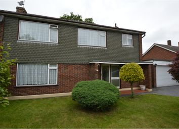 Thumbnail 4 bed detached house for sale in Flemings, Brentwood