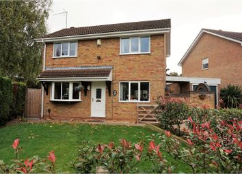Thumbnail 3 bedroom detached house for sale in Five Acres Fold, Danefield, Northampton