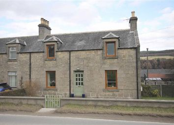 Thumbnail 3 bed semi-detached house for sale in Dufftown, Keith