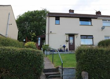Thumbnail 3 bed semi-detached house for sale in Brynawel, Cefn Hengoed, Hengoed