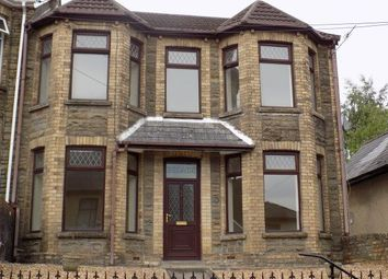 Thumbnail 3 bed end terrace house for sale in The Briars, Gladstone Street, Abertillery