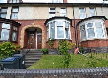 Thumbnail 4 bedroom terraced house to rent in South Road, Handsworth, Birmingham