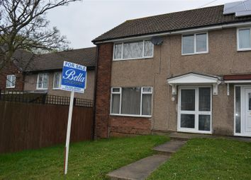 Thumbnail 3 bed end terrace house to rent in Bridges Road, Scunthorpe