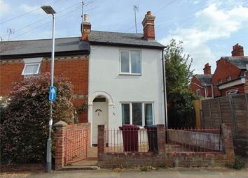 Thumbnail 2 bed end terrace house to rent in Foxhill Road, Reading, Berkshire