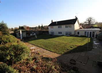 Thumbnail 4 bed detached house for sale in Main Road, Bucklesham, Ipswich