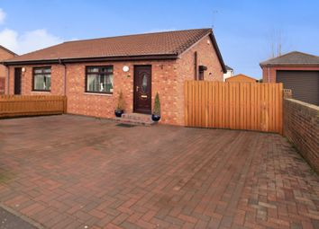 Thumbnail 1 bed semi-detached bungalow for sale in Broomhill Road, Larkhall