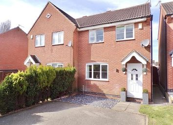 2 bed semi-detached house for sale in Shoesmith Close, Barwell, Leicester, Leicestershire LE9